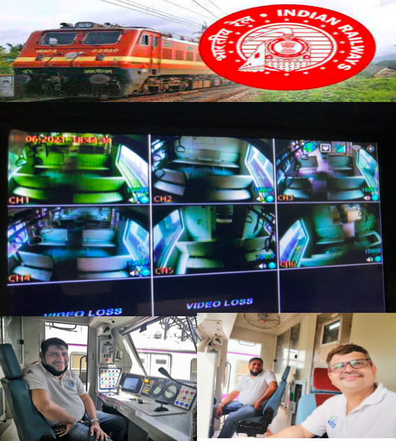 MAY 2021 OUR FIRST INSTALLATION AT INDIAN RAILWAY MUMBAI LOCAL TRAIN LADIES COACH