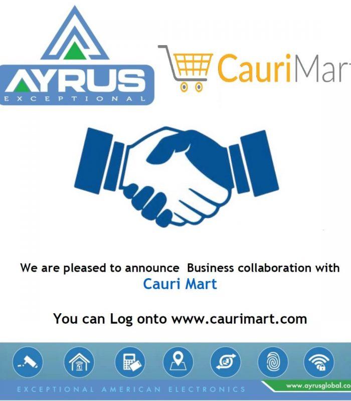 AYRUS+ CAURI MART