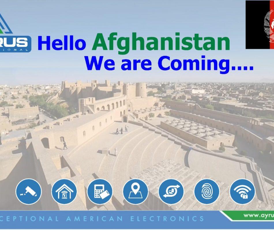 COMING AFGHANISTAN